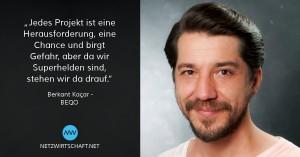BEQO - Netzwirtschaft Interview zu Social Media