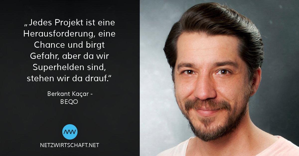 Social Media Interview mit Netzwirtschaft am 17. August 2015