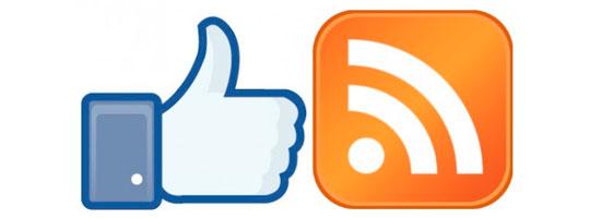 Facebook RSS Feed erstellen und auf WordPress auslesen